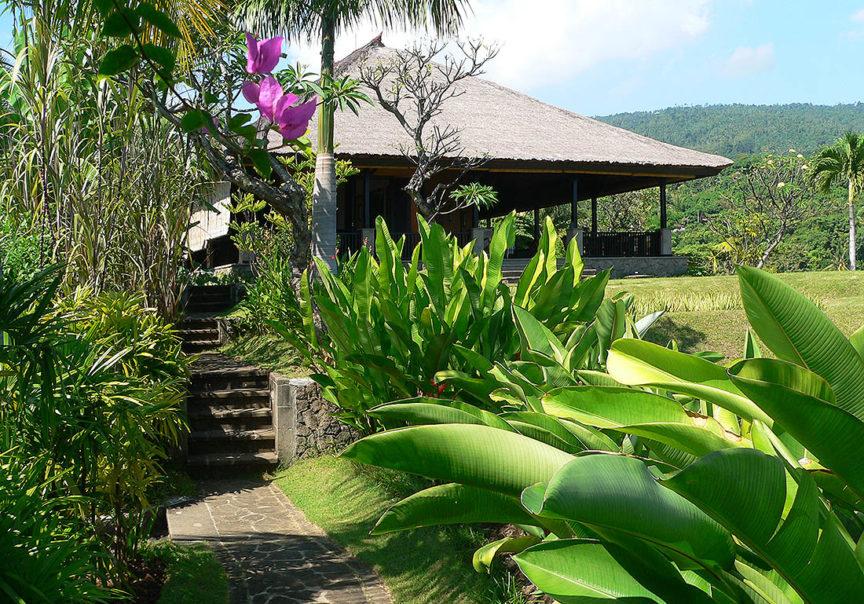 Main house Villa Bali Breeze