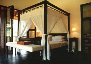 Master bedroom Villa Bali Breeze