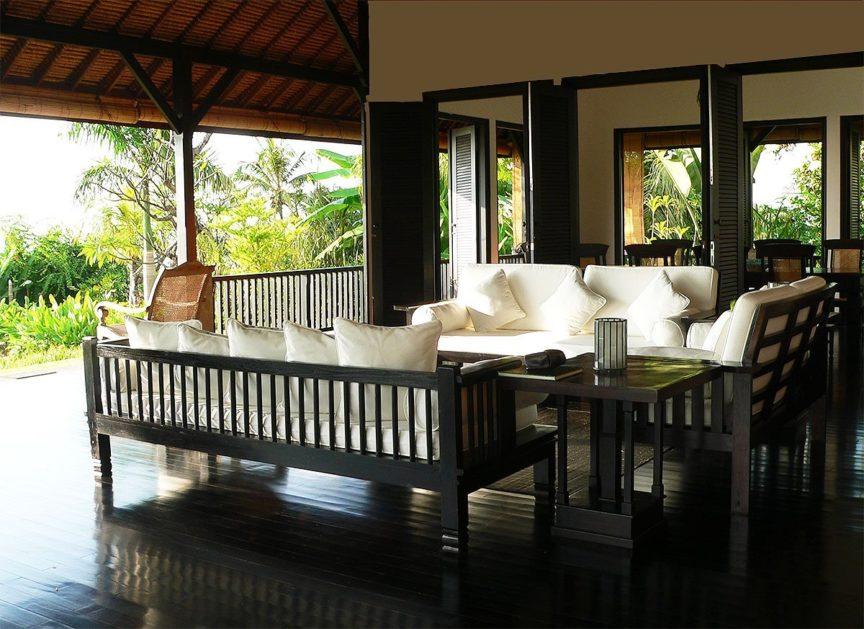 Living room Villa Bali Breeze